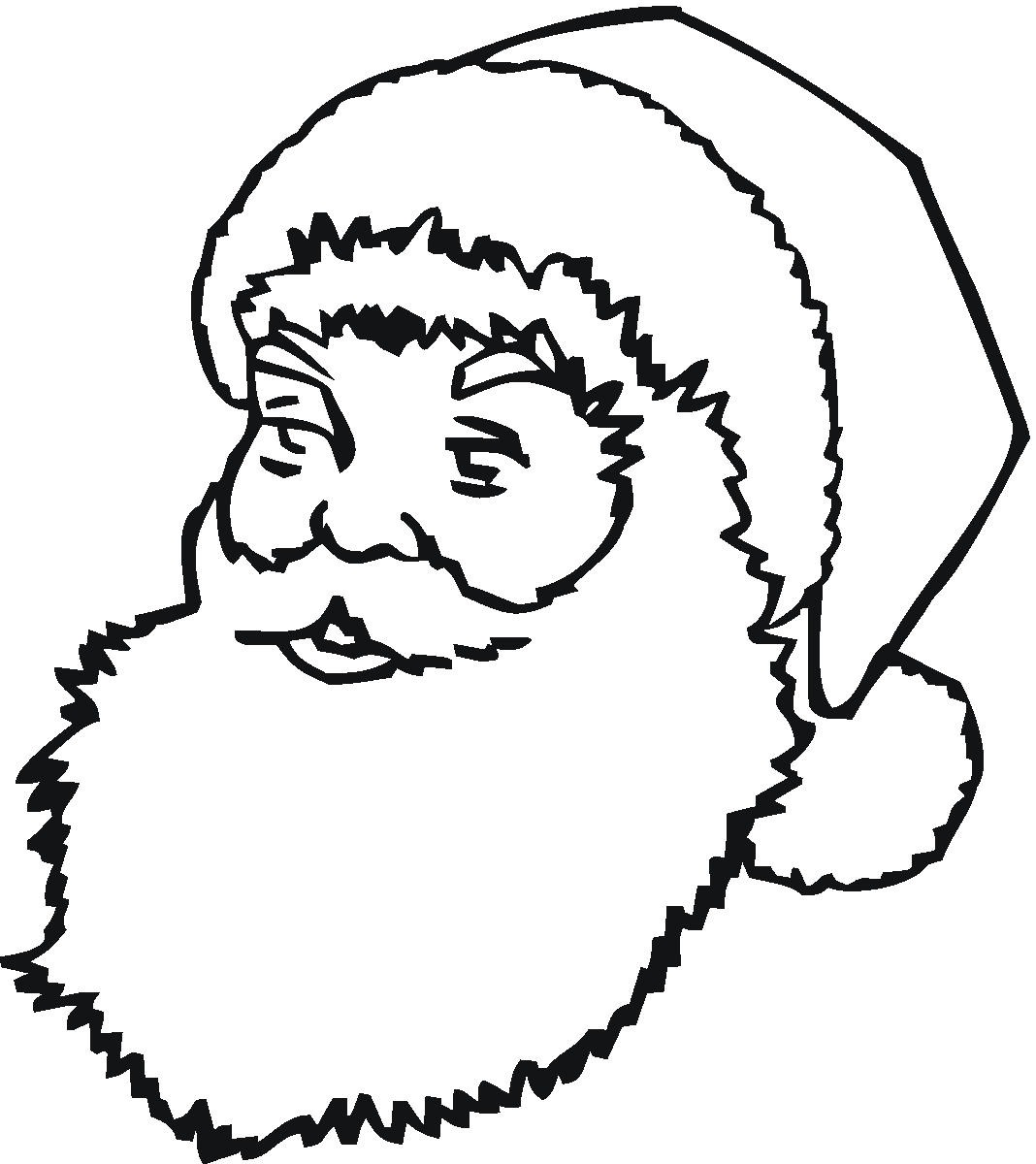 coloring page from santas workshopws more santa